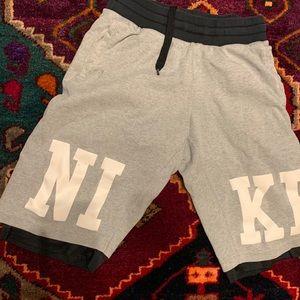 Nike men's sweat shorts